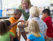 Child Care and Preschool early childhood education for daycare children
