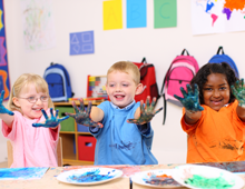 Infant Care, Toddler, Preschool and After school programs in childcare twinsburg
