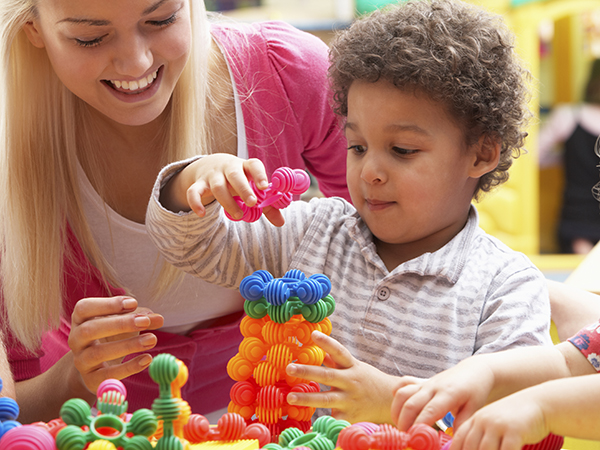 toddler activities at daycare in Medina, Twinsburg and Garfield Heights